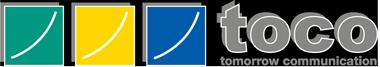 toco – tomorrow communication Logo